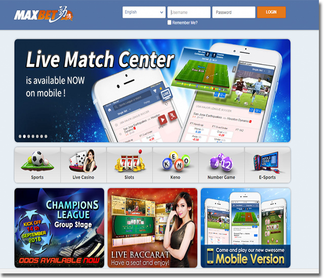 maxbet-website